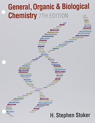 Bundle: General, Organic, and Biological Chemistry, 7th + OWLv2 Quick Prep for General Chemistry, 1 term (6 months) Printed Access Card