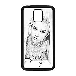 Customize American Famous Star Miley Cyrus Back Cover Case for Samsung Galaxy S5