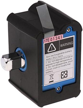 Gazechimp 3/8インチ DR デジタル トルク レンチ アダプター LED マイクロメーター RM3-135AN 交換用 RM3-135AN 2cb817b1cdda6bbf4fd5ca355aceb3eb