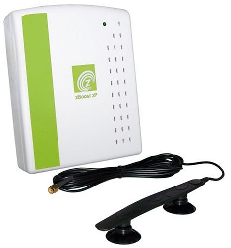 (zBoost YX300-PCS-CEL zPersonal Dual Band Cell Phone Signal Booster)