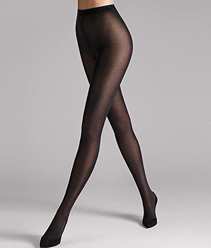 Wolford Velvet de Luxe 50 Denier Tights, X-Large, Black