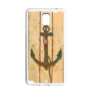 Custom Anchor Hard Back Cover Case for Samsung Galaxy Note 3 NE51