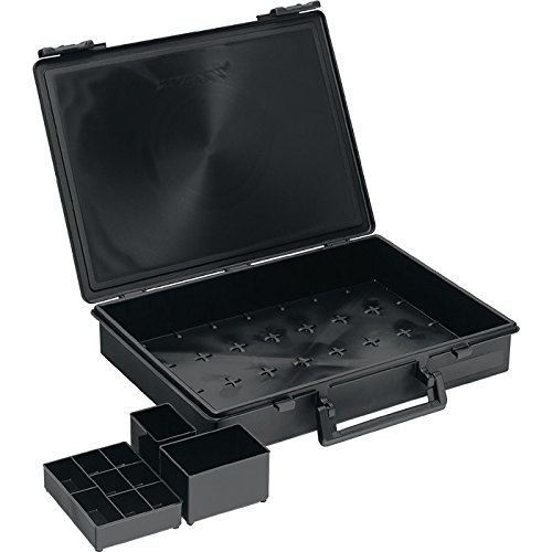raaco 104111 4-15 ESD-Boite, Noir