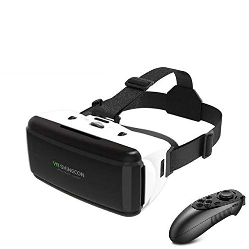 iDWF Original VR Virtual Reality 3D Glasses Box Stereo VR Google Cardboard Headset Helmet For IOS Android Smartphone…