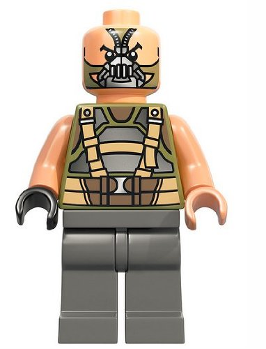 LEGO DC Comics Super Heroes The Dark Knight Rises - Bane (Dark Knight Lego)