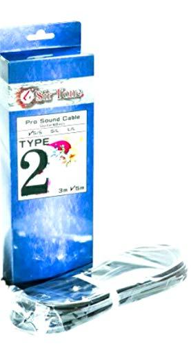 Sir Tone TYPE 2 7m S/L [ギターベース楽器用 シールド]   B07MZMPNK5