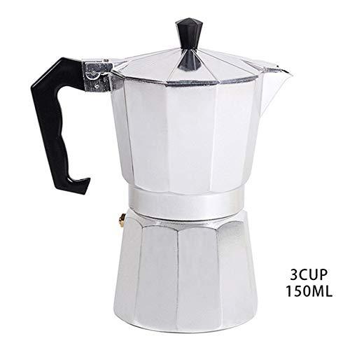 HNTLY Estufa De Aluminio Top Cafetera Cafetera Espresso Cafetera ...