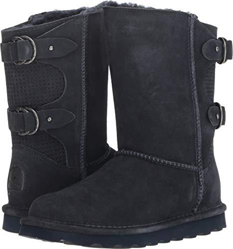 BEARPAW Clara Women's Boot, Navy, Size