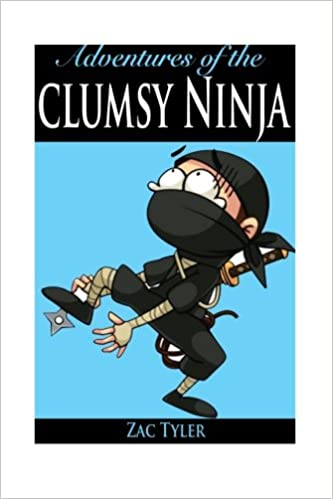 Amazon.com: Adventures of the Clumsy Ninja: Hilarious ...