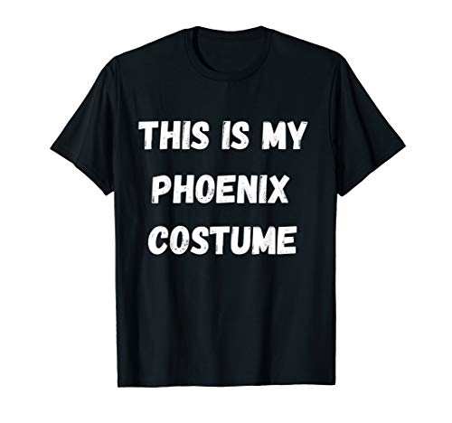(This Is My Phoenix Costume Rising Fire Bird Reborn)