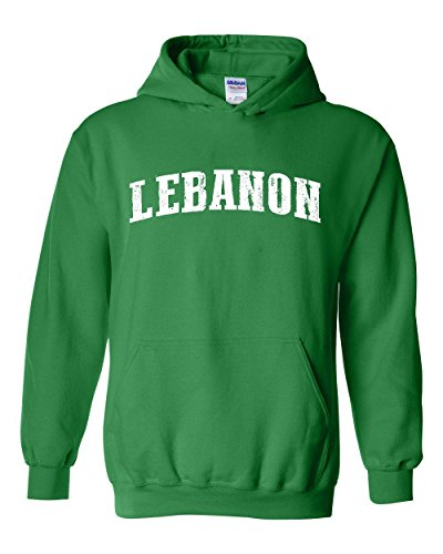 Lebanon Lebanon Unisex Hoodies - Clothing List Lebanon