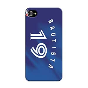 2015 CustomizedIphone 6 Plus Protective Case,Good-Looking Baseball Iphone 6 Plus Case/Toronto Blue Jays Designed Iphone 6 Plus Hard Case/Mlb Hard Case Cover Skin for Iphone 6 Plus