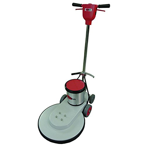 Viper Cleaning Equipment VN1500  Venom Series High Speed Floor Burnisher, 20'' Deck Size, 1500 rpm Brush Speed, 110V, 50' Power Cable, 1.5 hp, 2 5'' Non-Marking Wheels