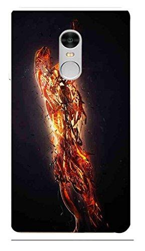Fadsho Mi Redmi Note 4 Back Cover