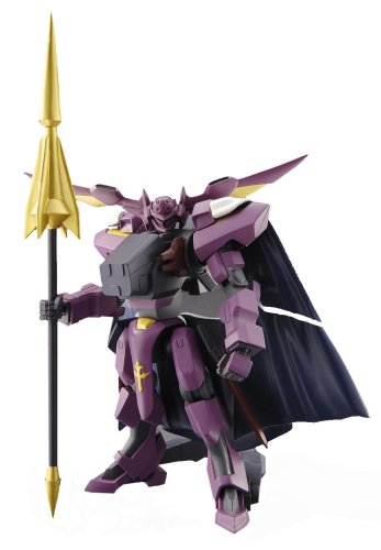Code Geass: Gloucester Lelouch Traitorous Nightmare Flame PVC Figure 1/48 Scale