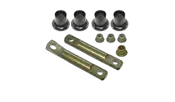 Bushing and Bolt Kit for Chrome Moly Upper A-Arms~2013 Polaris 600 Rush