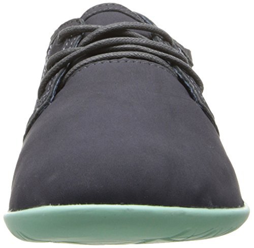 NoSox Barre Oxford Women's Charcoal Mint HHr7q