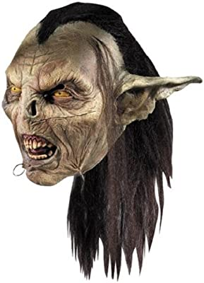 Orc Lord of the Rings mask for adults. (máscara/careta): Amazon.es ...