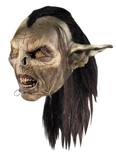 Orc Halloween Masks (Lord of The Rings Orc Mask)