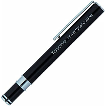 OHTO - Tasche Black Fountain Pen - 0.5mm - Writing Color: Black