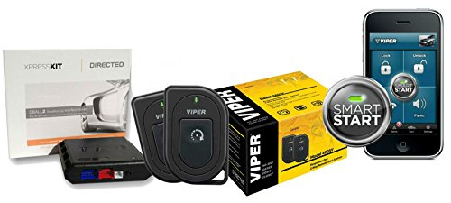 Viper 4205v 2 Way Car Remote Start System With Vsm200