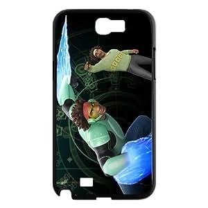 Big Hero 6 FG0084725 Phone Back Case Customized Art Print Design Hard Shell Protection Samsung Galaxy Note 2 N7100