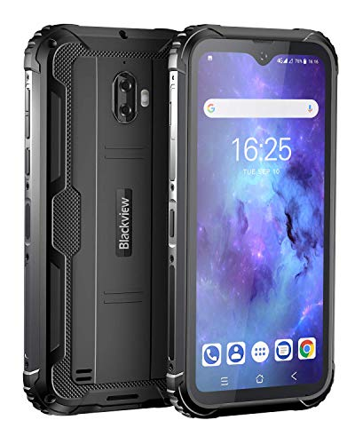 Unlocked Rugged Smartphones, Blackview BV5900 4G LTE Rugged Cell Phones with Android 10 IP68 Waterproof Drop Proof, 5.7…