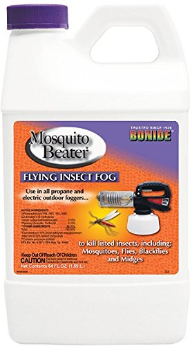 Bonide # 552 64 oz Mosquito Beater Flying Insect Fog - Quantity 2