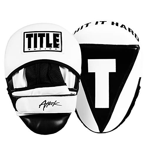 - Title Boxing Attack Big-T Punch Mitts