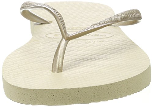 Grey Slim Beige Infradito Havaianas Donna Golden sand 2719 light XE6wq