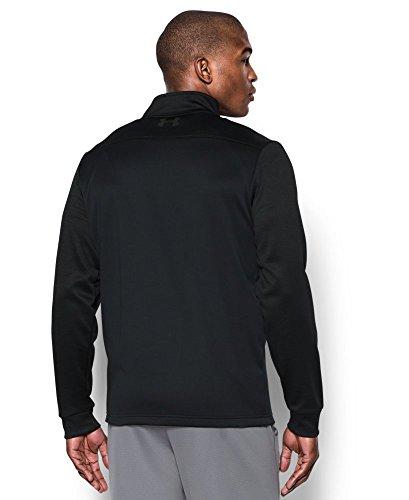 Under Armour UA Storm Armour Fleece ¼ Zip XXXX-Large Black by Under Armour (Image #2)