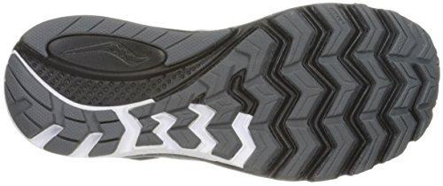 Saucony S20332-1, Zapatillas De Running Para Mujer Varios colores (Negro/Blanco/Plata)