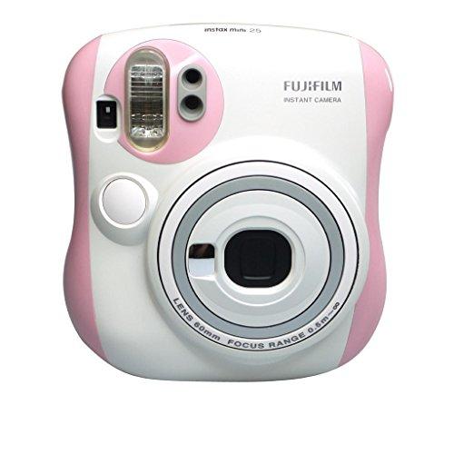 Fujifilm Instax Mini 25 Instant Film Camera (Pink) by Fujifilm