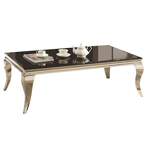Coaster Home Furnishings 705018 Coffee Table, Black