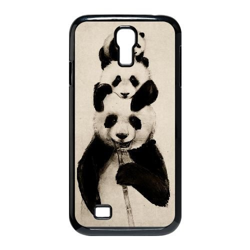 new products a555f 82c4c Panda Cell Phone Case for SamSung Galaxy S4 I9500,diy Panda cell phone case