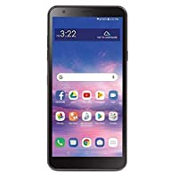 Simple Mobile LG Journey 4G LTE Prepaid Smartphone (Locked) - Black - 16GB - Sim Card Included - GSM