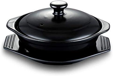 Claypot Cacerola de arroz para el hogar, alta temperatura