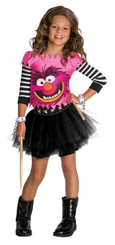 The Muppets Animal Girls Costume - Large
