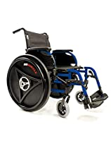 Rowheels Revolution 1.0 Wheelchair (Blue, 16)