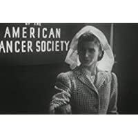 Classic Cancer Films DVD: 1940s - 1960s Lung, Stomach, & Skin Cancer And Tumors...