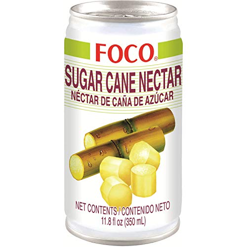 (Foco Sugar Cane Juice, 11.8000-ounces (Pack of24))