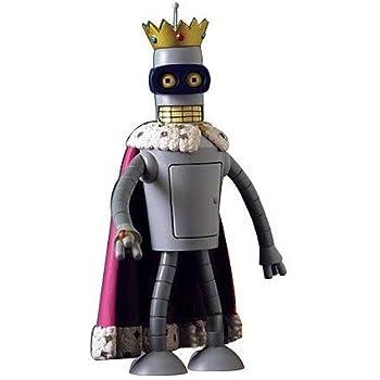 Futurama Toynami Series 5 Action Figure Super King Bender