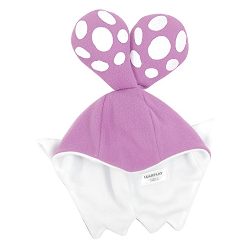 Whoopsu Unisex Squid Caps Inkling Boy Girls Balaclava Hats Octoling Headwear for Splatfest (Small, -
