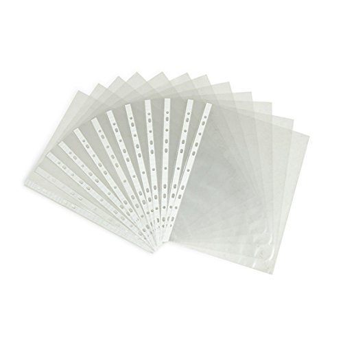 Buy clear plastic sheet protectors for paper