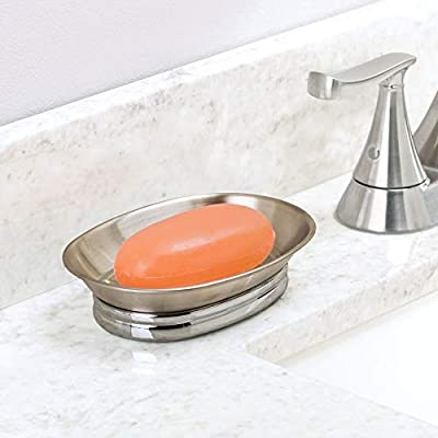 Holder Tray for Bathroom Counter Shower York Metal Soap Saver Kitchen