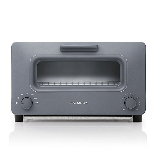 Steam oven toaster BALMUDA The Toaster K01A-GW (gray)◆◆ limited production model ◆◆ Review