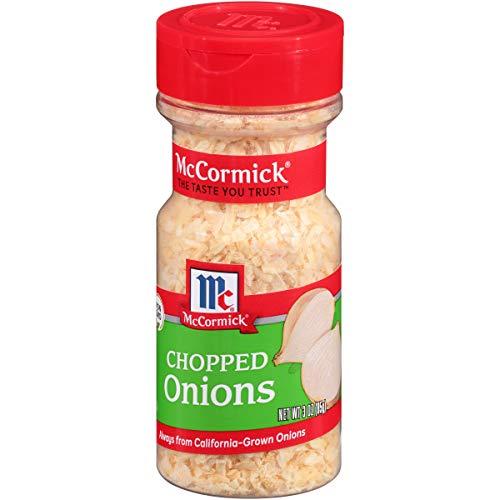 McCormick Chopped Onions, 3 oz