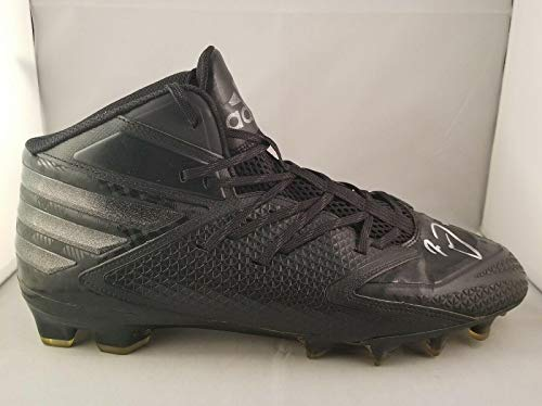 2a469aa329c8 Jaylon Smith Autographed Signed Adidas Game Used Cleat Dallas Cowboys - JSA  Certified - NFL Autographed Game Used Cleats