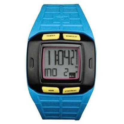 Quiksilver Y019DR/BLY - Reloj para niños, correa de caucho color azul claro: Amazon.es: Relojes