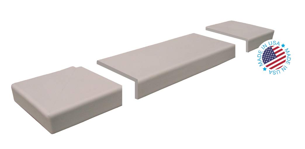 Kidkusion Soft Seat Hearth Pad, Taupe, One Size by KidKusion